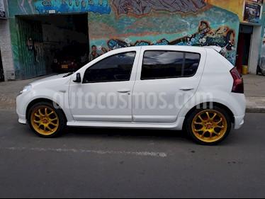 Foto venta Carro usado Renault Sandero 1.6L Dynamique GT (2011) color Blanco precio $22.000.000