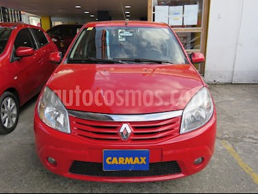 Foto venta Carro usado Renault Sandero 1.6L Dynamique (2011) color Rojo precio $209.000.000