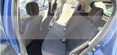 Foto venta Auto usado Renault Sandero 5p Expression L4/1.6 Man (2017) color Azul precio $155,000