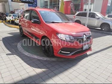 Foto venta Auto usado Renault Sandero 5p Zen L4/1.6 Man (2019) color Rojo precio $199,000