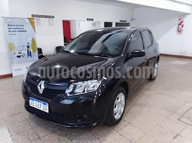 Renault Sandero 1.6 Dynamique usado (2017) color Negro precio $535.000