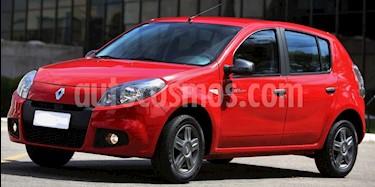 Renault Sandero 1.6 Tech Run usado (2014) color Rojo precio $400.000