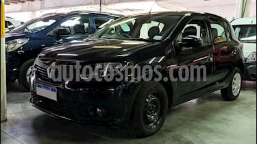Renault Sandero 1.6 Dynamique usado (2016) color Negro precio $470.000