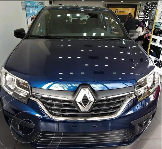 Foto Renault Sandero 1.6 Life nuevo color Azul Acero financiado en cuotas(anticipo $195.000 cuotas desde $16.103)