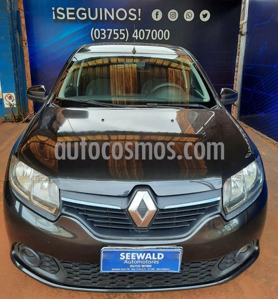 Renault Sandero Dynamique usado (2017) color Negro precio $890.000