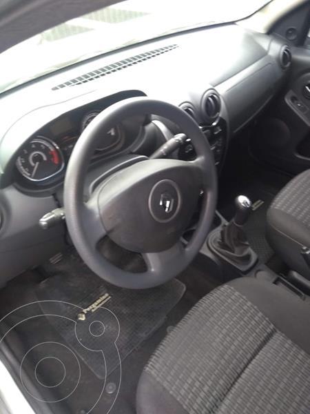 Renault Sandero 1.6 Confort usado (2012) color Gris precio $560.000