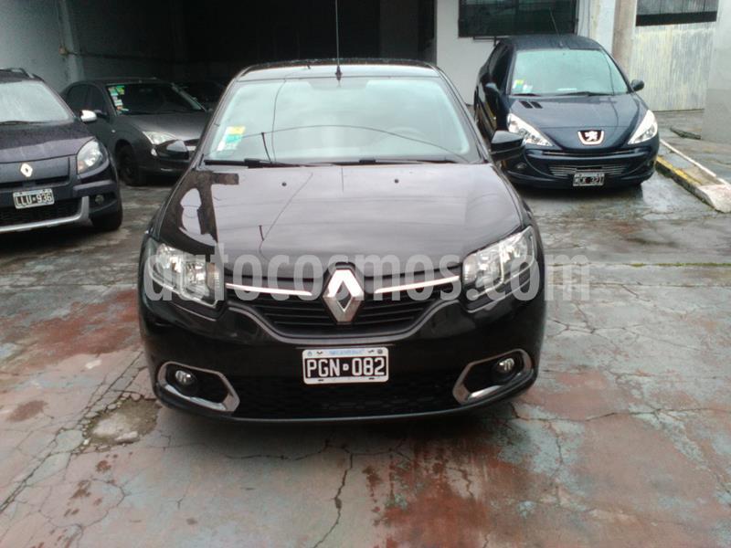 Renault Sandero 1.6 Privilege usado (2015) color Negro precio $615.000