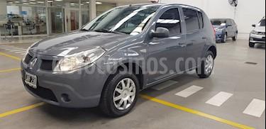 Renault Sandero 1.6 Pack usado (2011) color Gris precio $320.000