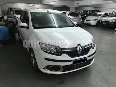Renault Sandero 1.6 Privilege Pack usado (2016) color Blanco Glaciar precio $499.000