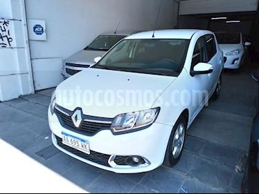 Renault Sandero 1.6 Privilege usado (2016) color Blanco precio $316.500