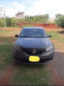 Renault Sandero 1.6 Expression usado (2015) color Negro Nacre precio $350.000