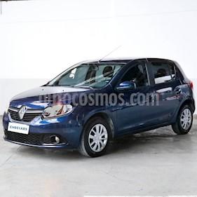 Renault Sandero 1.6 Dynamique usado (2018) color Azul precio $645.000