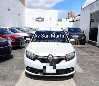 Renault Sandero 1.6 Privilege Nav usado (2017) color Blanco Glaciar precio $630.000