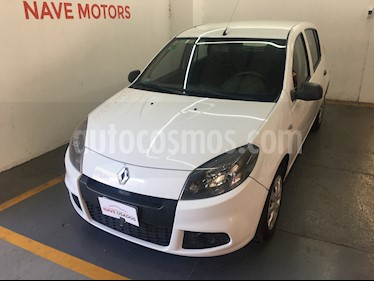 Renault Sandero 1.6 Authentique Pack I usado (2014) color Blanco precio $398.000