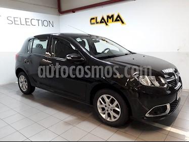 Renault Sandero 1.6 Privilege usado (2017) color Negro Nacre precio $620.000