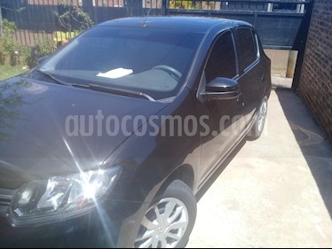 Renault Sandero 1.6 Dynamique usado (2017) color Negro precio $615.000