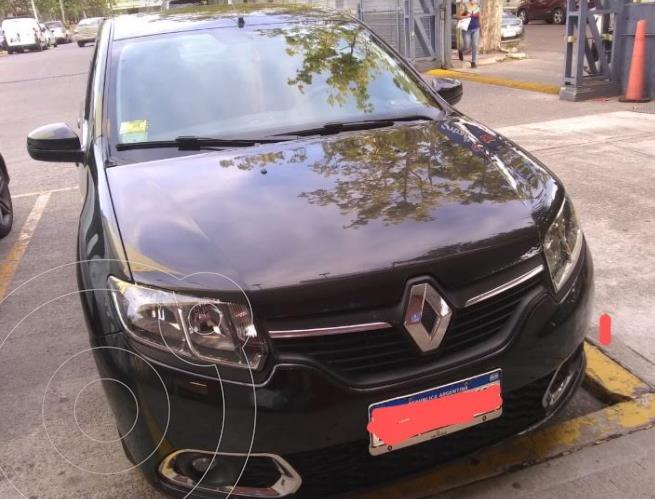 Renault Sandero 1.6 Dynamique usado (2017) color Negro precio $1.100.000
