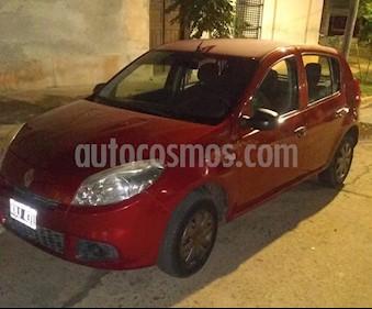 Renault Sandero 1.6 Pack usado (2011) color Rojo Fuego precio $350.000