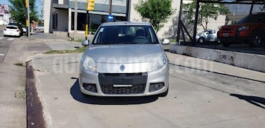 Renault Sandero 1.6 Confort usado (2011) color Gris Claro precio $290.000