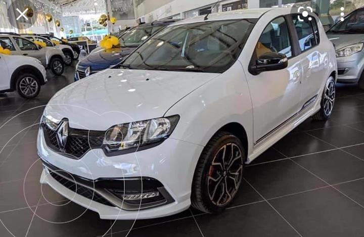 Foto Renault Sandero 1.6 Intens nuevo color Blanco financiado en cuotas(anticipo $600.000 cuotas desde $19.000)