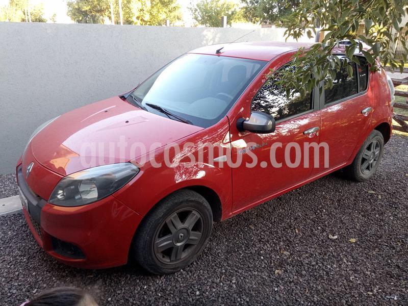 Renault Sandero 1.6 Tech Run usado (2014) color Rojo precio $610.000