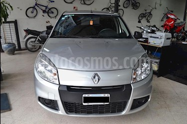 Foto Renault Sandero 1.6 Authentique Pack I usado (2013) color Gris Claro precio $305.000