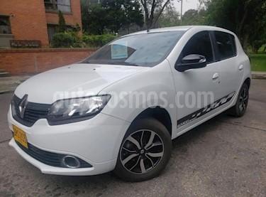 Renault Sandero 1.6 Expression Mec 5P usado (2018) color Blanco precio $32.500.000