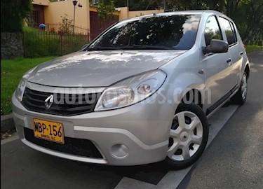 Renault Sandero 1.6 Authentique AA Mec 5P usado (2012) color Plata precio $20.500.000