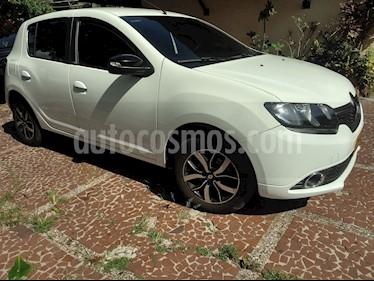 Renault Sandero Exclusive Aut usado (2019) color Blanco precio $38.700.000