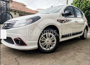 Renault Sandero GT usado (2012) color Blanco precio $17.000.000