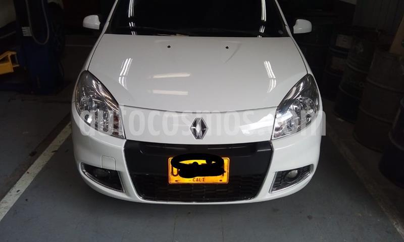 Renault Sandero Dynamique usado (2015) color Blanco precio $25.000.000