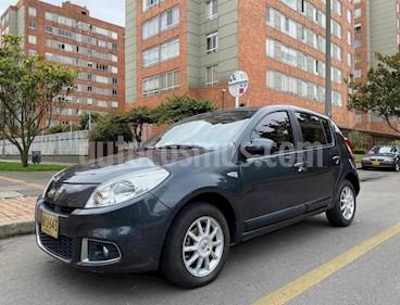 Renault Sandero 1.6L Dynamique usado (2013) color Gris precio $21.700.000