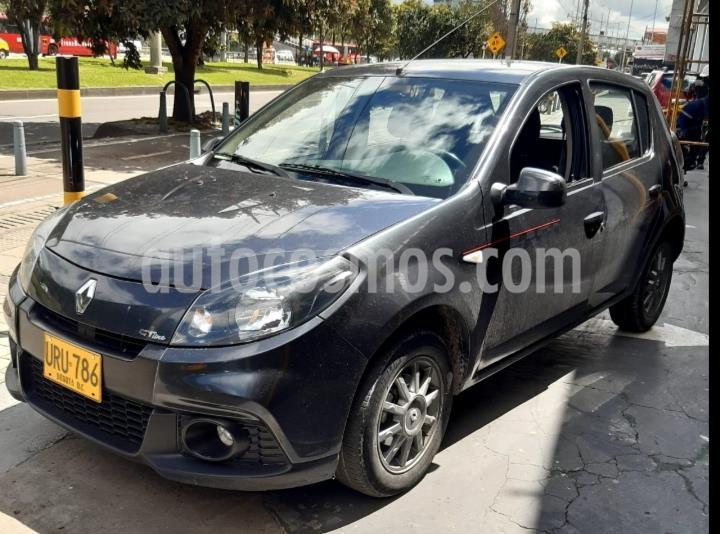 Renault Sandero GT usado (2016) color Negro Nacarado precio $30.000.000