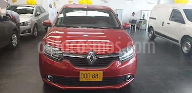 Renault Sandero Automatico usado (2018) color Rojo Pavot precio $36.900.000