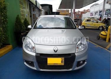 Renault Sandero Automatico usado (2016) color Gris precio $15.200.000