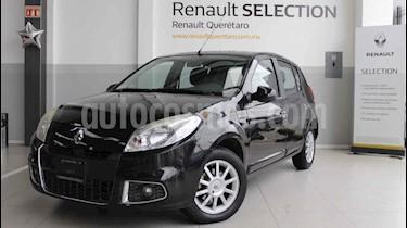 Foto venta Auto usado Renault Sandero Dynamique Aut (2013) color Negro precio $100,000