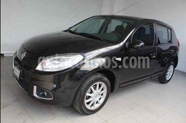 Foto Renault Sandero Dynamique Aut usado (2015) color Negro precio $139,000