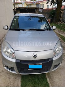 Foto venta Auto Seminuevo Renault Sandero Dynamique Aut (2013) color Gris Eclipse precio $83,000