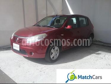 Foto venta Carro usado Renault Sandero Dynamique (2011) color Rojo precio $18.990.000
