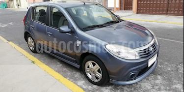 Foto venta Auto usado Renault Sandero Dynamique (2011) color Celeste precio u$s9.000