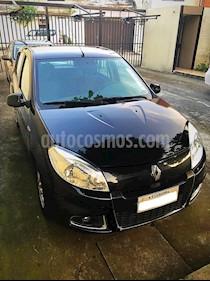 Renault Sandero Dynamique usado (2014) color Negro precio u$s12.000