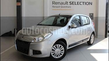 Foto Renault Sandero Dynamique usado (2012) color Gris precio $110,000