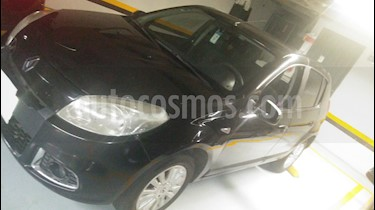 Renault Sandero Dynamique usado (2012) color Negro precio $77,000