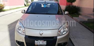 Foto venta Auto usado Renault Sandero Dynamique (2012) color Bronce precio $95,000