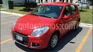 Foto venta Auto usado Renault Sandero Dynamique (2014) color Rojo precio $95,000