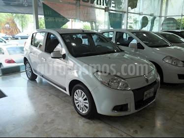 Foto venta Auto Seminuevo Renault Sandero Dynamique (2012) color Blanco precio $105,000