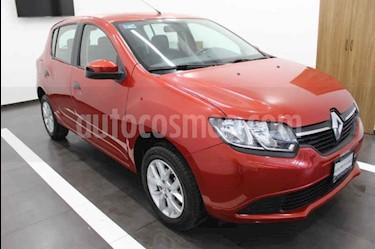 Foto venta Auto usado Renault Sandero Expression Aut (2017) color Rojo precio $159,000