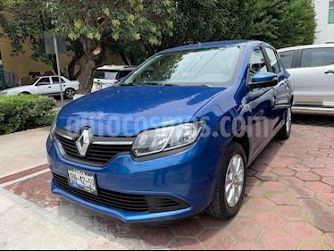 foto Renault Sandero Expression Aut usado (2017) color Azul precio $159,900