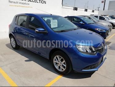 Foto venta Auto usado Renault Sandero Expression Aut (2017) color Azul precio $160,000