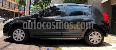 Renault Sandero Expression  usado (2013) color Negro precio $84,000